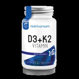Nutriversum D3- és K2-vitamin