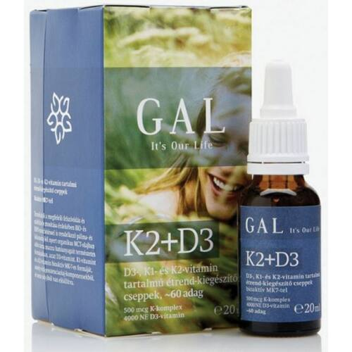 Gal K2+D3 vitamin